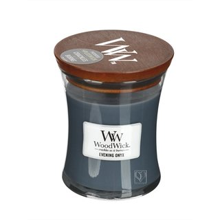 WoodWick Medium Jar Evening Onyx