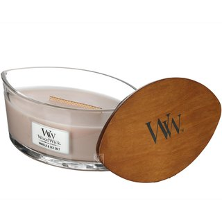 WoodWick Ellipse Vanilla & Sea Salt